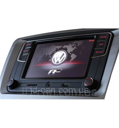 Штатная Автомагнитола RCD330 plus VW MIB2-G PQ Carplay AndroidAuto NoName