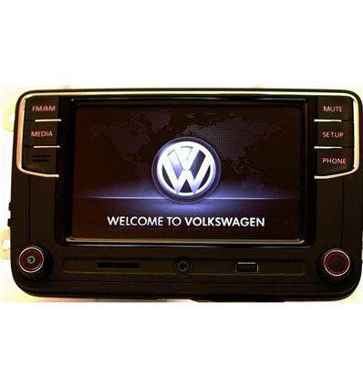 Штатная Автомагнитола MIB-G RCD330+ для VW CRAFTER с навигацией