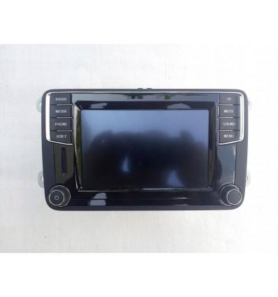 Штатная Автомагнитола Skoda Bolero 5L0035200C